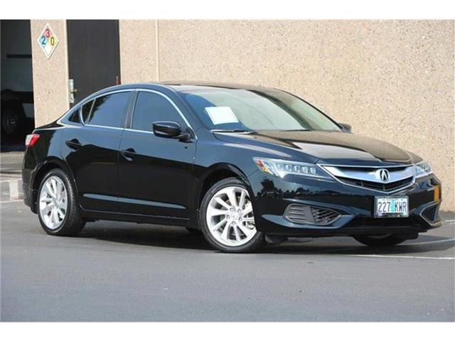 2016 Acura ILX 2.4L Sedan Salem OR