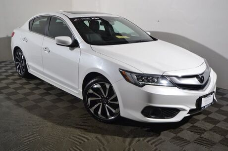 2016 Acura ILX 2.4L w/Premium & A-SPEC Packages Seattle WA