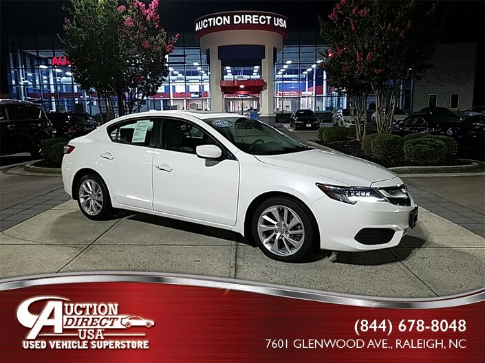 2016 Acura ILX 2.4L Raleigh