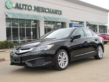 2016_Acura_ILX_8-Spd AT LEATHER, BACKUP CAMERA, SUNROOF, HTD FRONT SEATS, KEYLESS START_ Plano TX