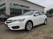 2016_Acura_ILX_8-Spd AT w/ Premium Package Sun/Moonroof, Leather, 2.4L 4 Cylinder Engine, ABS Brakes, Automatic_ Plano TX