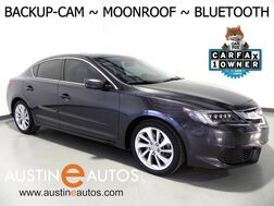 2016_Acura_ILX_*BACKUP-CAMERA, MOONROOF, HEATED SEATS, PUSH BUTTON START, ALLOY WHEELS, BLUETOOTH PHONE & AUDIO_ Round Rock TX