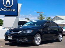 2016_Acura_ILX_Base 4dr Sedan_ Kahului HI