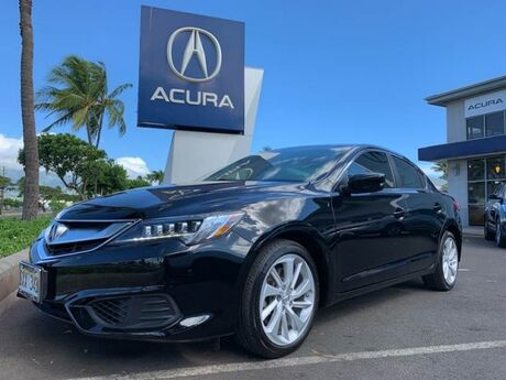 2016 Acura ILX Base 4dr Sedan Kahului HI