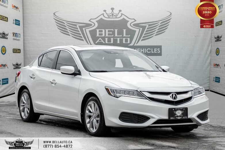 2016 Acura ILX Tech Pkg, NO ACCIDENT, NAVI, REAR CAM, B.SPOT, LANE DEP Toronto ON