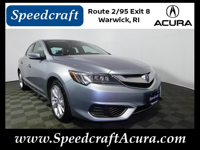 2016 Acura ILX Technology Plus Package Wakefield RI