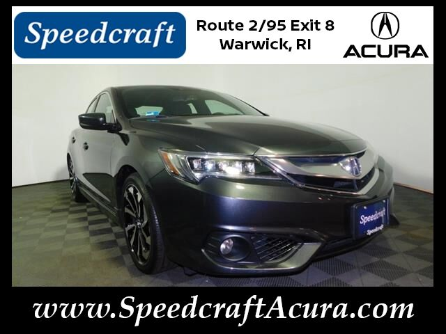 2016 Acura ILX Technology Plus and A-SPEC Package Wakefield RI