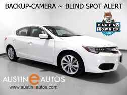 2016_Acura_ILX w/Premium Pkg_*BACKUP-CAMERA, BLIND SPOT ALERT, LEATHER, MOONROOF, HEATED SEATS, PUSH BUTTON START, BLUETOOTH PHONE & AUDIO_ Round Rock TX