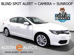 2016_Acura_ILX w/Premium Pkg_*BLIND SPOT ALERT, BACKUP-CAMERA, MOONROOF, LEATHER, HEATED SEATS, PUSH BUTTON START, BLUETOOTH PHONE & AUDIO_ Round Rock TX