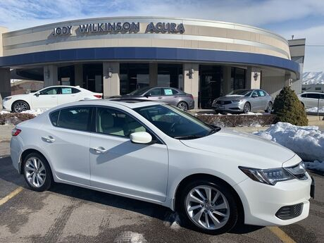 2016 Acura ILX w/Premium Pkg Salt Lake City UT