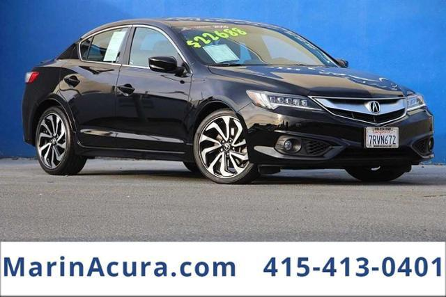 2016_Acura_ILX_with Premium and A-SPEC Package_ Bay Area CA