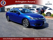 Acura ILX with Premium and A-SPEC Package 2016