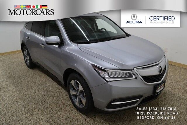 2016 Acura MDX  Bedford OH