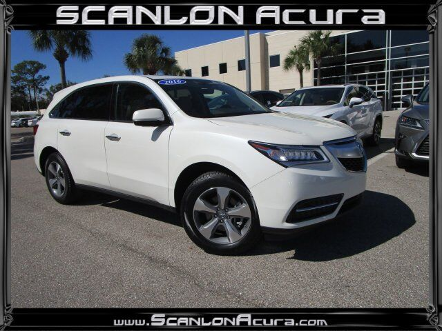 2016 Acura MDX  Fort Myers FL