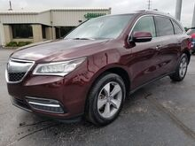 2016_Acura_MDX__ Fort Wayne Auburn and Kendallville IN