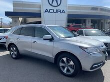 2016_Acura_MDX__ Salt Lake City UT