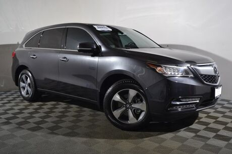 2016 Acura MDX 3.5L AWD Seattle WA