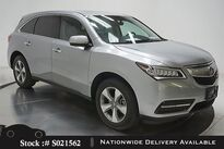 Acura MDX 3.5L CAM,SUNROOF,HTD STS,18IN WLS,3RD ROW 2016