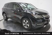 Acura MDX 3.5L CAM,SUNROOF,HTD STS,KEY-GO,18IN WHLS,3RD ROW 2016