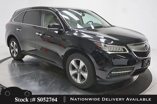 2016_Acura_MDX_3.5L CAM,SUNROOF,HTD STS,KEY-GO,18IN WHLS,3RD ROW_ Plano TX