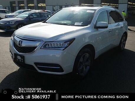 2016_Acura_MDX_3.5L CAM,SUNROOF,HTD STS,KEY-GO,3RD ROW_ Plano TX
