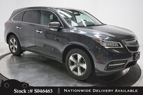 Acura MDX 3.5L CAM,SUNROOF,HTD STS,KEY-GO,3RD ROW 2016