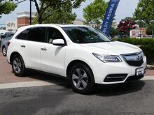 2016_Acura_MDX_3.5L_ Falls Church VA