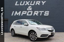 2016_Acura_MDX_3.5L_ Leavenworth KS