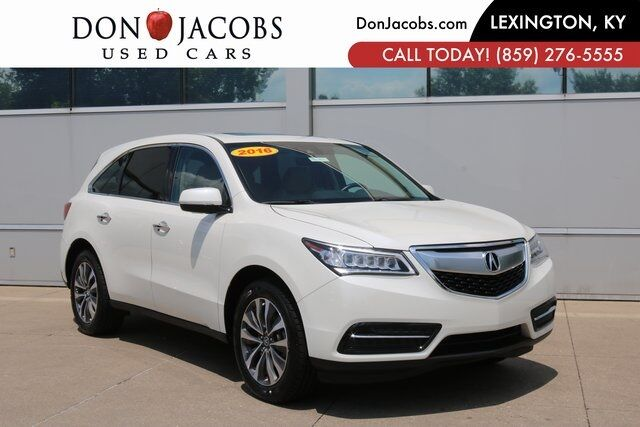 2016 Acura MDX 3.5L Lexington KY