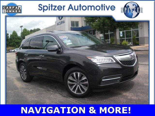 2016 Acura MDX 3.5L McMurray PA