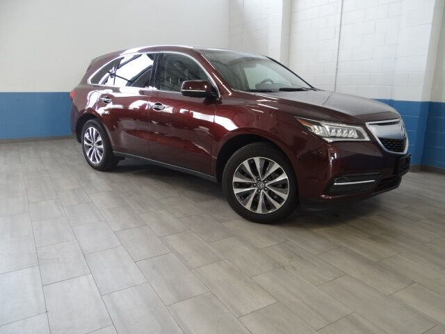 2016 Acura MDX 3.5L Plymouth WI