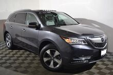 2016_Acura_MDX_3.5L SH-AWD_ Seattle WA