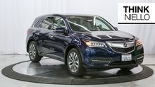 2016_Acura_MDX_3.5L SH-AWD w/Technology Package & AcuraWatch Plus Pkgs_ Roseville CA