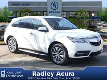 2016_Acura_MDX_3.5L w/Technology Package_ Falls Church VA