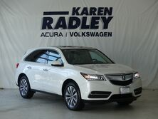 Acura MDX 3.5L w/Technology Package 2016