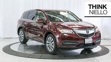 2016_Acura_MDX_3.5L w/Technology Package & AcuraWatch Plus Pkgs_ Roseville CA
