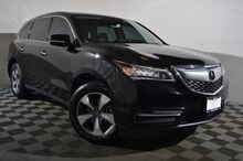 2016_Acura_MDX_3.5L_ Seattle WA