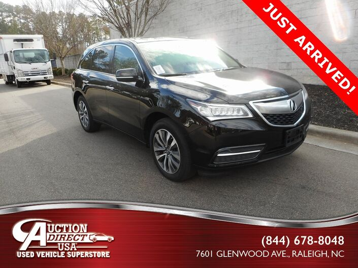 2016 Acura MDX 3.5L Raleigh