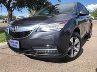 Acura MDX 4DR FWD 2016