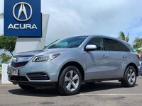Acura MDX Base 4dr SUV 2016