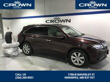 2016_Acura_MDX_Elite 100% CLEAN CARPROOF FULLY SERVICED AT CROWN ACURA_ Winnipeg MB