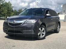 2016_Acura_MDX_FWD 4dr_ Raleigh NC