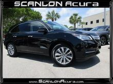 2016_Acura_MDX_FWD Tech_ Fort Myers FL