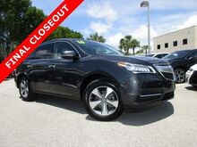 2016_Acura_MDX_FWD_ Fort Myers FL