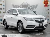 2016 Acura MDX Nav Pkg, AWD, 7 PASS, NO ACCIDENT, NAVI, REAR CAM, SENSORS, LANE DEP Video