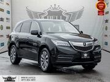 2016 Acura MDX Nav Pkg, AWD, BACK-UP CAM, SUNROOF, SENSORS, COLLISION PREV Toronto ON