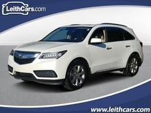 2016_Acura_MDX_SH-AWD 4dr w/Advance/Entertainment_ Cary NC