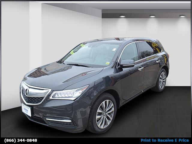 2016 Acura MDX SH-AWD 4dr w/Tech Bay Ridge NY