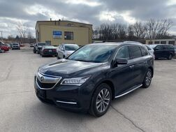 2016_Acura_MDX_SH-AWD_ Cleveland OH