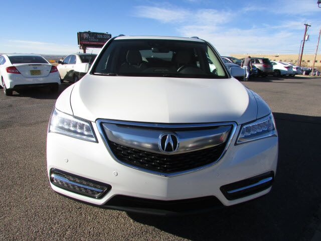 2016 Acura MDX SH-AWD with Advance Package Albuquerque NM